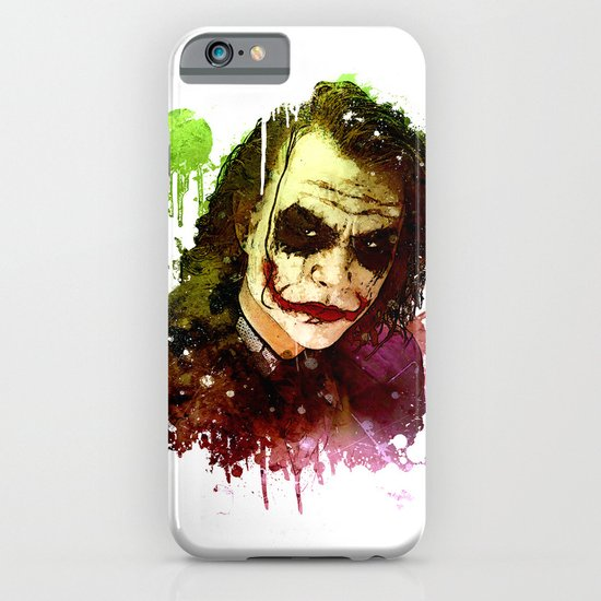 Joker iPhone & iPod Case