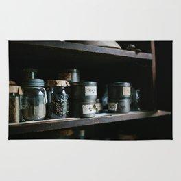 Vintage Pantry & Spices II Rug