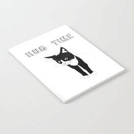 Hug Time Kitty Cat Notebook