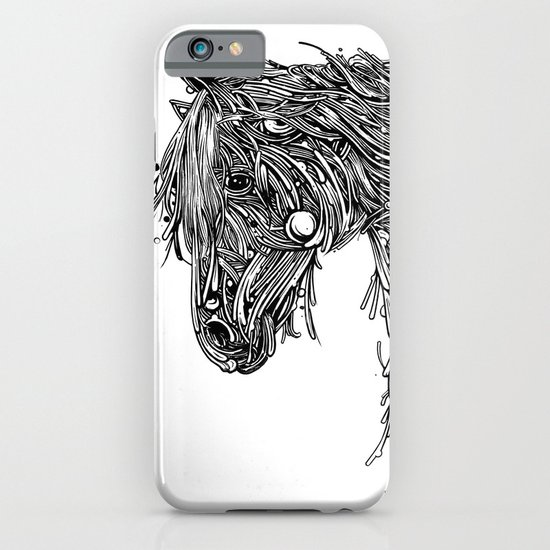 Horse iPhone & iPod Case