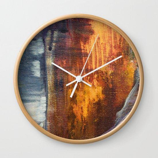 Stormy Sea 1 Wall Clock