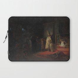 Carlos Baca-Flor - The ransom of Atahualpa Laptop Sleeve