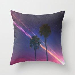 Strobelite Throw Pillow