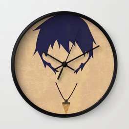 Minimalist Simon Wall Clock