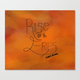 Rise of the Erifs 2 Canvas Print