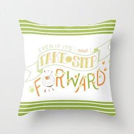 Natsume Yuujinchou Quote Typography Throw Pillow