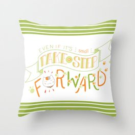Natsume Yuujinchou Quote Typography Throw Pillow