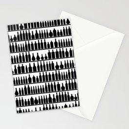Bar Code Stationery Cards