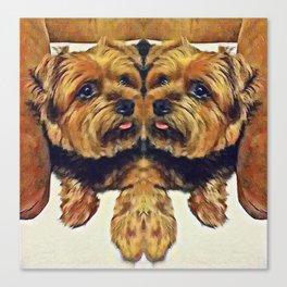 Rosco Canvas Print
