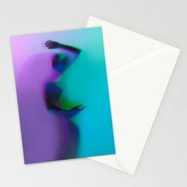 Dare to Dream and Dance Stationery Cards