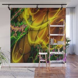 Yellow and more (A7 B0147) Wall Mural