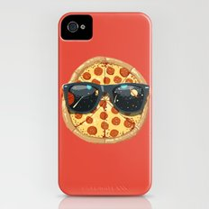 Cool Pizza iPhone (4, 4s) Slim Case
