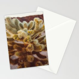 Cholla Cactus Garden XIV Stationery Cards