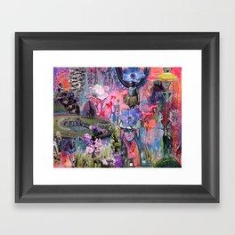 Sacred Lust Framed Art Print