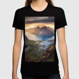 Reinebringen norway T-shirt
