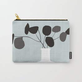 White Vase #society6 #decor #buyart Carry-All Pouch