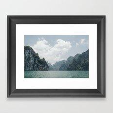 Tropical Thailand Framed Art Print