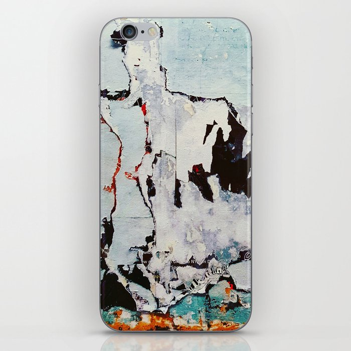 PALIMPSEST, No. 12 iPhone Skin