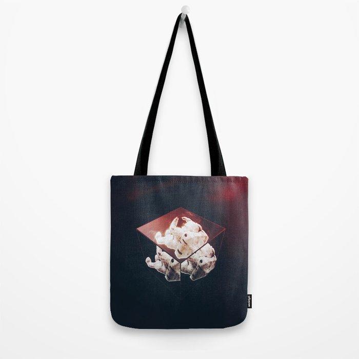 Divided Tote Bag