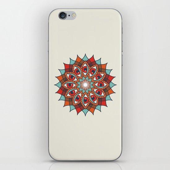 Bali Eyes 1 iPhone & iPod Skin