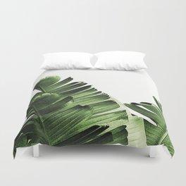 Banana leaf Duvet Cover