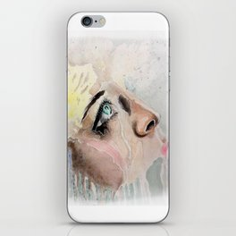 Beautiful Mindset iPhone Skin