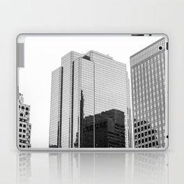 Boston Rooftop Views Laptop & iPad Skin