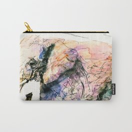 elephant queen - the whole truth Carry-All Pouch