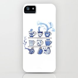 The Story of Tea iPhone Case