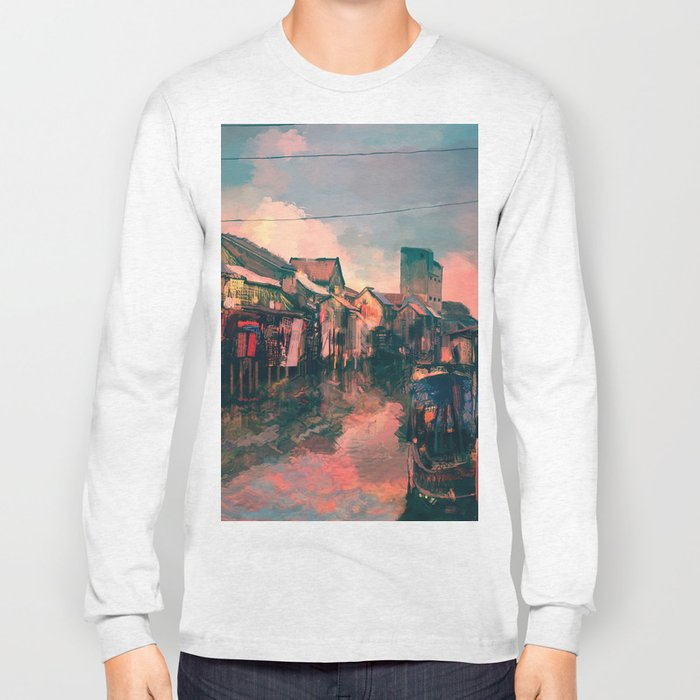 Dream River Long Sleeve T-shirt