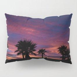 Palm Sunset - 7 Pillow Sham