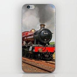 5972 Olton Hall iPhone Skin