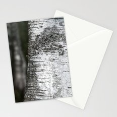 birches II Stationery Cards