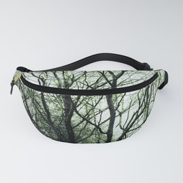 Geometrical Nature Branches Fanny Pack