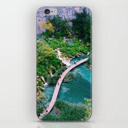 Plitvice Lakes, Croatia iPhone Skin