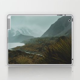 Hiking Around the Mountains & Valleys of New Zealand Laptop & iPad Skin