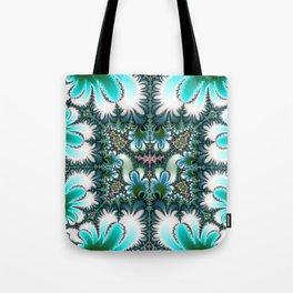 Fractal Rectangle Tote Bag