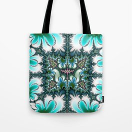 Fractal Rectangle Tote Bag