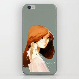 Frills iPhone Skin