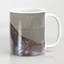 Chestnut Hunter Coffee Mug