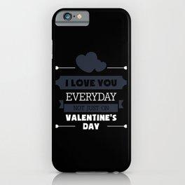 Valentine's Day Gift iPhone Case