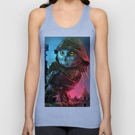owl's creed Unisex Tank Top