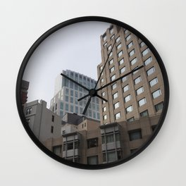 New Years Eve Wall Clock