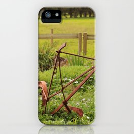 Colour me in! iPhone Case