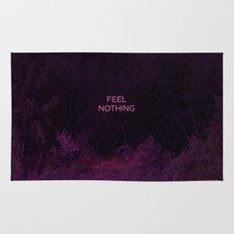 Feel Nothing Rug