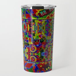 Cloisonne Color Joy Travel Mug