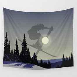 Touch The Morning Sun - Square | DopeyArt Wall Tapestry