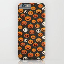 Jack-o-lanterns iPhone Case