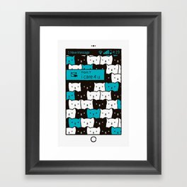 icare4u Framed Art Print