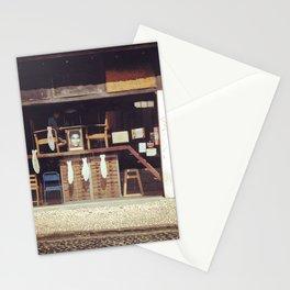 LX Factory Lisbon Fish Stationery Cards